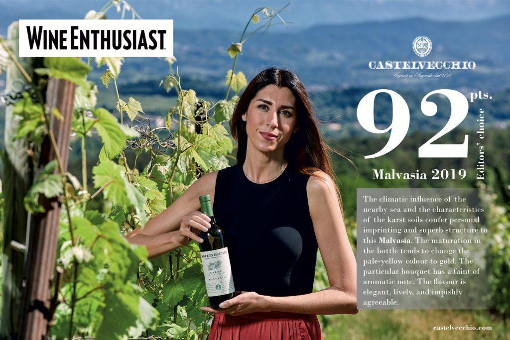 wine enthusiast malvasia bio